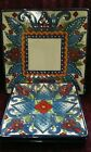 3 Tabletops Unlimited TOLUCA/LUCCA Square Plates -1 Dinner & 2  Salad Plates