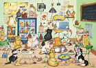 Gibsons Purrfect Chocolate Quality Jigsaw Puzzle (1000 Pieces) - Brand New