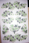 Ivy Green Rub On Transfers Decals 5 Sheets