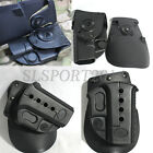360 degree rotation Holster right Paddle New Holster for Glock 17 19 22 23 31 32