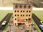 Lighted MINT Pola Movie House Theatre Building for Slot Car Train Track Sets