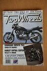 Two Wheels May 1991 - Kawasaki Zephyr 750, Harley Softail