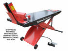NEW Redline HD1K Red Motorcycle Lift Table ATV Vise Industrial Quad