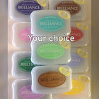Tsukineko Brilliance Archival Ink Pad Your Choice NEW