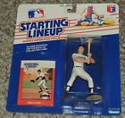 1988 WILL CLARK THE GIANTS - only $4 s/h -Starting Lineup*4316