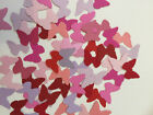 50+ BUTTERFLY PUNCHIES CARDSTOCK SCATTERS BUTTERFLIES INSECT