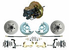1967 68 69 Camaro Stock Drum to Disc Brake Conversion Kit Includes OE Style