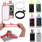 Night Light Bumper Case Protective Silicone Cover For Various Phones Bracelets
