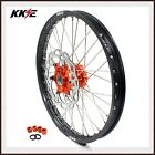 KKE 1.6*21 FRONT WHEEL FOR KTM SX XC-F MXC 525 350 250 450 DISC 260MM 2003-2019