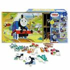 Thomas 8 Wood Puzzles in Wooden Storage Box Puzzle Boxes