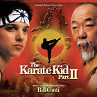 THE KARATE KID 2 CD LIMITED 1000 ONLY * SOLD OUT* SCORE CONTI  OST SOUNDTRACK