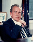 37th US President RICHARD NIXON Glossy 8x10 Photo Poster Political Print