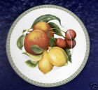 Fitz and Floyd Belle Classique Bone China Salad Plate- New!