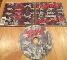 Combat Boot Camp CD w/ Powermad Have Mercy Napalm Bootcamp Origins