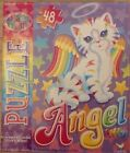 Lisa Frank Angel Kitty Jigsaw Puzzle 48 Pieces For Ages 6+ Girls Gift Cat  NEW