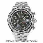 Breitling Windrider Evolution A13356 Stainless 5CT Bezel Automatic Men's Watch