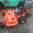 Husky Commercial 48 Inch Walk Behind 15 Hp Kawasaki Twin Cylinder Engine Ready