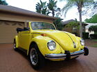 Volkswagen Beetle Classic PRISTINE 1972 volkswagen beetle convertible all restored to perfection no expense spared