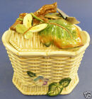 Fitz and Floyd Old World Rabbits Lidded Box- New in Box  73/305