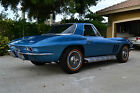 Chevrolet Corvette L79 Convertible 1966 corvette convertible l 79 350 hp 4 speed orig engine numbers matching 2 tops