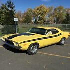 Dodge Challenger R T Clone 1973 dodge challenger hardtop 440 h motor r t reproduction fully restored