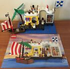 Lego Pirate Set 6267 LAGOON LOCK-UP From 1991 RARE 100% Complete IMPERIAL GUARDS