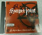 Superjoint Ritual /Signed CD Autographed