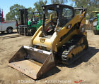 2012 Caterpillar 289C2 High Flow XPS Skid Steer Track Loader Crawler bidadoo