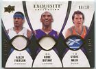 2008-09 Upper Deck Exquisite Collection Basketball Cards 15