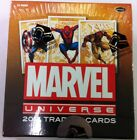 2014 Rittenhouse Marvel Universe Factory Sealed Trading Card Box 24 Packs
