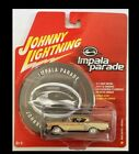 1958 Chevy Impala GOLD   1:64 Johnny Lightning 50166