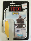 Star Wars Return of the Jedi Weequay Vintage Card Back 1983
