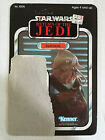 Star Wars Return of the Jedi Squid Head Vintage Card Back 1983