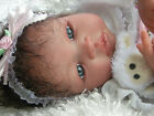 Reborn Baby Shyann by Aleina Peterson Gorgeous Biracial Ethnic Brylee Anne