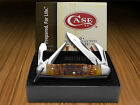 CASE XX Boy Scouts of America Antique Bone Jr Scout Stainless Pocket Knife
