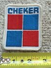 OLD VINTAGE GAS OIL POCKET GAS STATION SHIRT UNIFORM PATCH CAN SIGN Cheker Gas