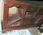 Vintage Magnavox Concert Grand Solid Cherry Wood Console Cabinet for Project