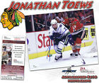 Jonathan Toews Cards, Rookie Cards Checklist, Autographed Memorabilia Guide 57