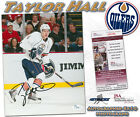 Taylor Hall Rookie Cards and Autographed Memorabilia Guide 69