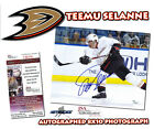 Teemu Selanne Cards, Rookie Cards and Autograph Memorabilia Guide 28
