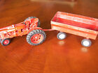 Vintage Toy, ERTL Farmall Tractor and Trailor, 1988