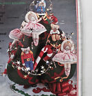 1991 Toyland Tree Christmas 3 Dimensional Daisy Kingdom Decoration Sewing Kit