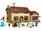 Lego The Simpsons™ 71006 House New FACTORY SEALED