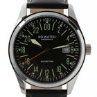 Unusual military 24 hour Limited Edition ZULU watch CM1-2711 with Swiss movement