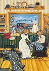 The Sewing Lesson - A 500 Piece Jigsaw Puzzle By SunsOut