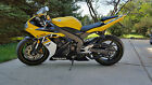 Yamaha: YZF-R 2006 yamaha r 1 yzf r 1 sharp yellow 50 th anniversary edition