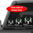 Bone Collector Decal - Vinyl Sticker - Two Colors - 6 Year Outdoor Life