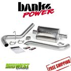 Banks Power Single Monster Exhaust System 1987-2001 Jeep Cherokee (XJ) 4.0L Gas