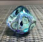 Eickholt Glass Paperweight Signed 2010 RSW - Stunning!