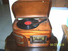 Vintage near Antique 1940 Radio Record Player by General Electric   HJ-618